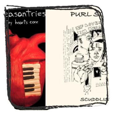 LETRAS – Pleasantries and Purl Scudd