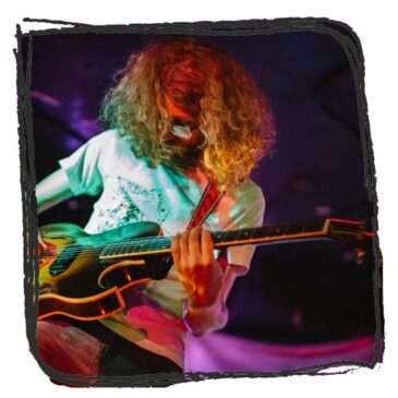 A Balanced Diet of Punk, Psych, and Funk –  Dan Jarvis
